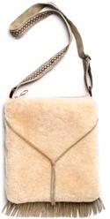 """Babe Sheepskin Handbag - Canterbury "" from: NZ115.00"