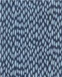 Cradle - Blue Grain Woven Matching Comforter