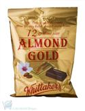 """Almond Gold Slab 12 Mini Size - Whittakers 180g "" from: NZ9.90"