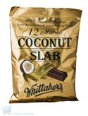 """Coconut Slab 12 Mini Size - Whittakers 180g "" from: NZ9.90"