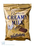 """Creamy Milk Bar 12 Mini Size - Whittakers 180g "" from: NZ9.90"