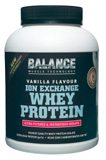 """Ion Exchange Whey - Vanilla 1.5kg Powder "" from: NZ152.90"