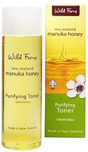 """Manuka Honey Purifying Toner - 120ml "" from: NZ15.90"