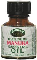 """Manuka Pure Essential Oil - Barrier Gold 10mls "" from: NZ23.90"