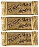 """Peanut Slab - Whittaker`s 3 X 50g "" from: NZ6.90"
