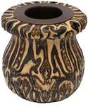 """Rangi Fluted Wooden Vase 100mm - Fernwood "" from: NZ38.40"