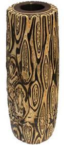 """""""Tall Flower Vase 350mm - Fernwood """" from: NZ63.00"""