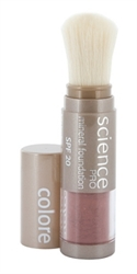 Colorescience Loose Mineral Foundation Brush Spf 20 - All Dolled Up