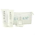 Clean Ultimate Coffret: Eau De Parfum 60ml/2.14oz+ Body Wash 177ml/6oz+ Hand Cream 103ml/3.5oz 3pcs+bag