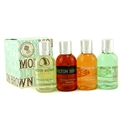 Molton Brown Jetset: Suma Ginseng Shower Gel + Vitamin Black Pepper Bodywash Therapy 4pcs  from: USD$66.00