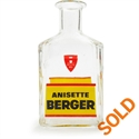 Antique Anisette Berger Bottle  from: USD$50.00