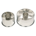 Ateco Stainless Steel Donut Cutter  from: USD$4.00