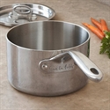 Sur La Table Tri-ply Stainless Steel Saucepan, 1 1/2qt., 1.5 Qt.  from: USD$59.95