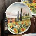 Tuscan Landscape Pasta Serving Bowl  from: USD$39.95