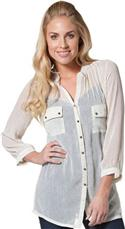 Billabong Cassia Shirt  from: USD$44.00