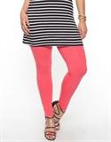 Basic 17 Sundays - Full Length Legging Pants (watermelon )