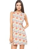 Ben Sherman - Sleeveless Liberty Print Shift Dress Dresses (sorbet Print)