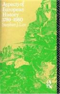 Aspects Of European History, 1789-1980  from: AU54.99