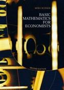 Basic Mathematics For Economists  from: AU130.49