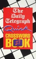 Quick Crossword Book 27  from: AU15.49
