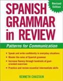 Spanish Grammar In Review  from: AU26.99