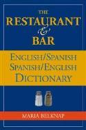 The Restaurant & Bar English/spanish Spanish/english Dictionary  from: AU37.99