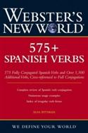 Webster`s New World 575+ Spanish Verbs  from: AU20.49