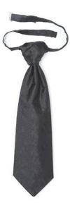 Passionate Black Patterned Cravat  from: AU29.00