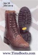 Hornback Safari Biker Boots - (head Or Back Cut) from: US1,995.99