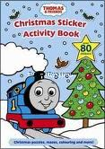Thomas And Friends Christmas Sticker Activity Book  from: AU$7.95