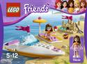 Lego® 3937 Friends Olivias Speedboat  from: AU$13.59