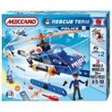 Meccano 715111 - Rescue Team Police Helicopter  from: AU$39.95