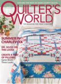 Discount Quilter`s World Subscription  from: USD$26.95