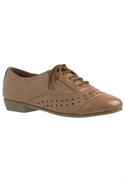 Tara Lace-up Wide Oxford By Comfortview (slate Blue, 10 Ww)  from: USD$24.87