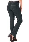 Woman Within Plus Size Petite 5 Pocket Boot Cut Ponte Knit Jean (charcoal Grey, 22 Wp)  from: USD$24.98