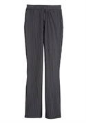 Woman Within Plus Size Petite Bootcut Ponte Knit Pants (black Pinstripe, 32 Wp)  from: USD$26.98