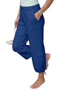 Woman Within Plus Size Petite Cargo Capris By Only Necessities (dark Navy, 2x)  from: USD$22.98