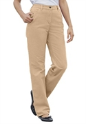 Woman Within Plus Size Petite Classic 5-pocket Jeans (khaki Twill, 36 Wp)  from: USD$24.98