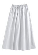 Woman Within Plus Size Petite Flare Skirt (white Twill, 20 Wp)  from: USD$22.98
