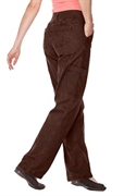 Woman Within Plus Size Petite Pigmment Dyed Pant (chocolate, 32 Wp)  from: USD$29.98