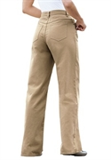 Woman Within Plus Size Petite Relaxed 5 Pocket Jeans (khaki Twill, 32 Wp)  from: USD$29.98
