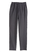Woman Within Plus Size Petite Slim Fit Ponte Knit Pants (black Pinstripe, 28 Wp)  from: USD$26.98