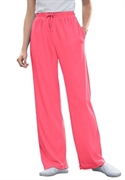 Woman Within Plus Size Petite Sport Knit Pants (rose Pink, 3x)  from: USD$24.98