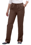 Woman Within Plus Size Petite Sport Twill Pants (chocolate, 16 Wp)  from: USD$24.98