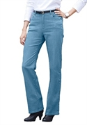Woman Within Plus Size Petite Stretch 5-pocket Boot Cut Jeans (antique Sandblast, 22 Wp)  from: USD$34.99