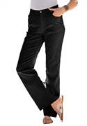 Woman Within Plus Size Petite Stretch 5-pocket Boot Cut Jeans (dark Denim, 20 Wp)  from: USD$34.99