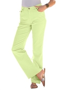 Woman Within Plus Size Petite Stretch 5-pocket Boot Cut Jeans (pale Green, 12 Wp)  from: USD$34.99