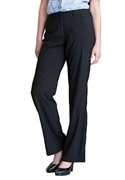 Woman Within Plus Size Petite Stretch Bootcut Chino Pants By Chelsea Studio (black, 20 Wp)  from: USD$34.99
