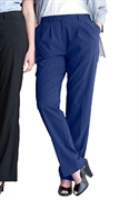 Woman Within Plus Size Petite Stretch Chino Pants By Chelsea Studio (dark Navy, 32 Wp)  from: USD$39.99