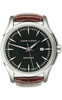 Hamilton Jazzmaster Viewmatic 44mm Brown Leather Black Dial Men`s Watch #h32715531  from: USD$745.00